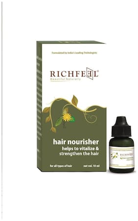 Richfeel Hair Nourisher 10 ml