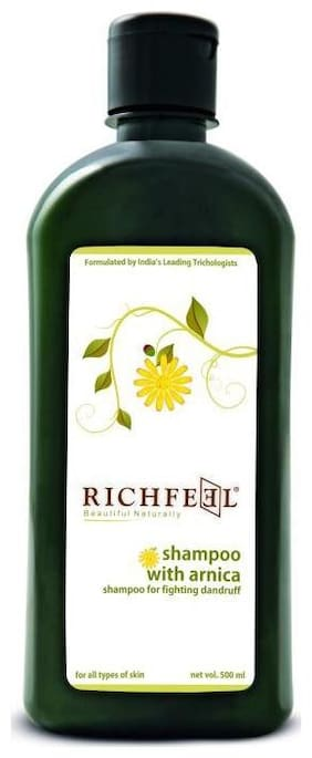 Richfeel Shampoo With Arnica 500 ml