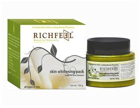 Richfeel Skin Whitening Pack (100 gm)