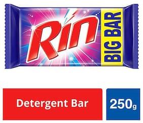 Rin Detergent Bar 250 gm