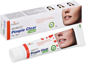 Rishirelic'S Pimple Clear Cream - Pack Of 1 (15g Each)
