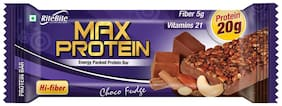 Ritebite Max Protein Choco Slim Bar Pack of 1 - 67 gm