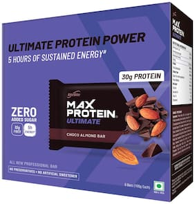 RiteBite Max Protein Ultimate Choco Almond Bars 600g