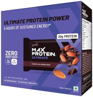 RiteBite Max Protein Ultimate Choco Almond Bars 600g