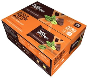 RiteBite Max Protein Active Green Coffee Beans Bars Pack of 1 (70g x 12 Bars)