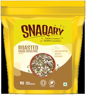 Snaqary Roasted Salad Seeds Mix
