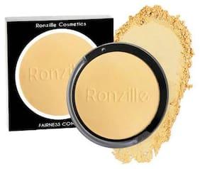 Ronzille Matte Fairness Powder Poreless Compact (Classic Ivory) 9g