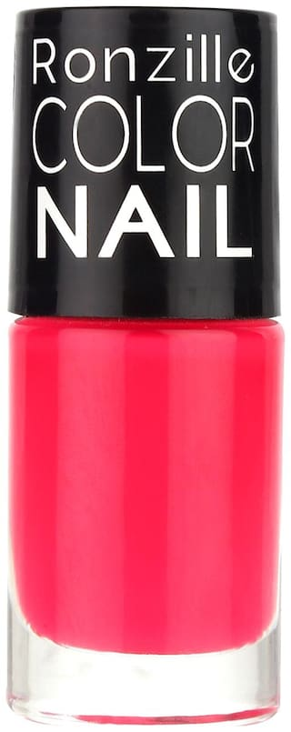 Ronzille Matte Nail Paint 6ml Pink