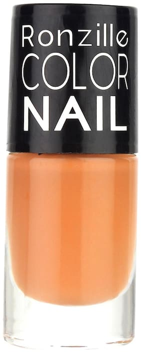 Ronzille Matte Nail Paint 6ml Nude