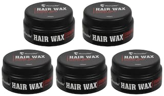Ronzille Strong Hair Hold Wax 100 g (Pack of 5)