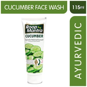 Roop Mantra Cucumber Face Wash (Pack Of 5)