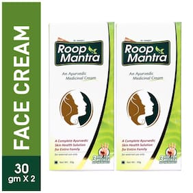 Roop Mantra Ayurvedic Cream 30 g Pack of 2
