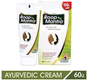 Roop Mantra Fairness Face Cream 60 gm (Ayurvedic) Pack of 12