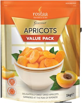 Rostaa Apricots 1kg