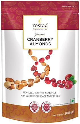 Rostaa Cranberry Almond Fusion 200gm