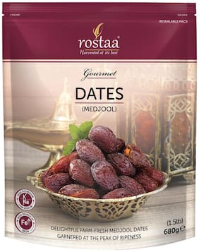 Rostaa Medjool Dates 680gm