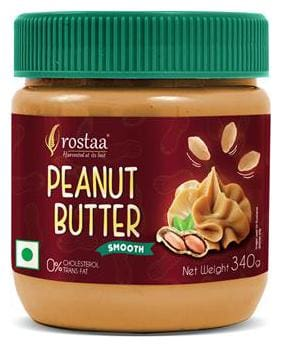 Rostaa Peanutbutter Smooth 340g