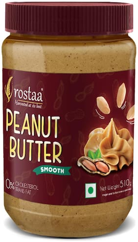 Rostaa Peanut Butter Smooth 510gm