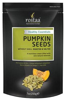Rostaa Pumpkin Seeds without Shell 200gm