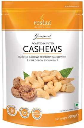 Rostaa Roasted Salted Cashew 200g
