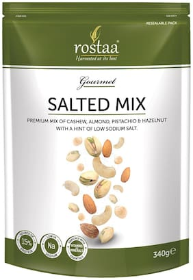 Rostaa Salted Mix 340gm