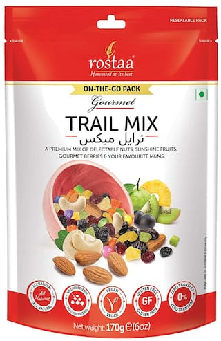 Rostaa Trail Mix 170g (Pack Of 1)