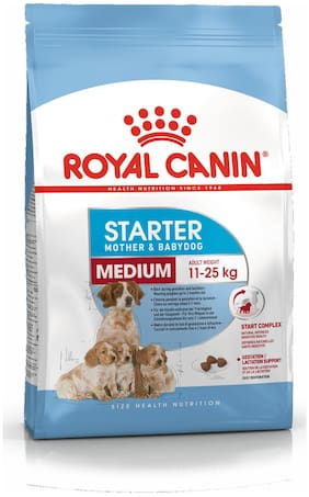 Royal Canin Medium Starter Dry Dog Food 12 Kg