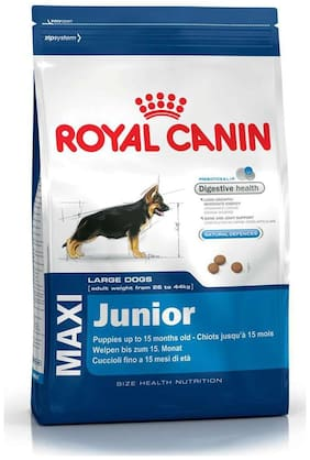 Royal Canin Maxi Puppy Dry Dog Food 4 kg