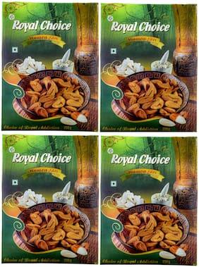 Royal Choice Mamra Almond Kernels 250 gm (Pack of 4)