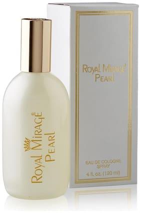Royal Mirage Eau De Cologne Spray Pearl  120 ml