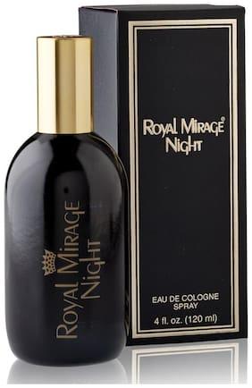 Royal Mirage Eau De Cologne Spray Night  120 ml