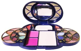 RP Make up Kit (22 Eyeshadow, 1 Powder Cake, 4 Lip Color, 2 Blusher, 1 Mirror) (Pack of 1)