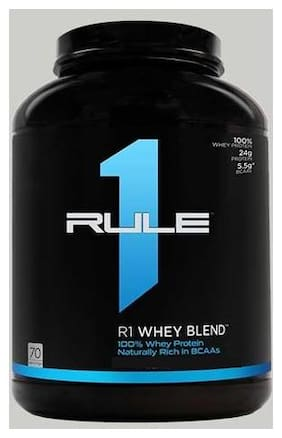 Rule 1 Whey Protein Blend - Strawberry (5 lbs)