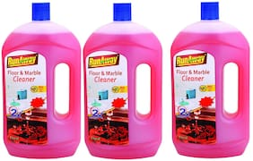 Runaway Floor And Marble Cleaner 1 L(Pack Of 3)