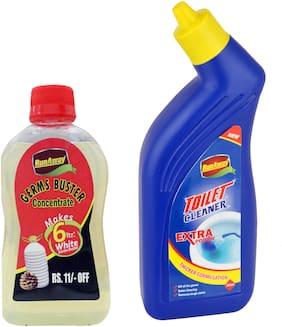 Runaway Toilet cleaner 500ml + Germs Buster 200ml