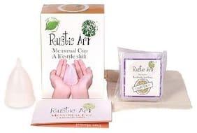 Rustic Art Menstrual Cup - Large 30 ml
