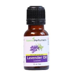 Saanvi Perfumers Lavender Oil 15 ml Pack Of 1