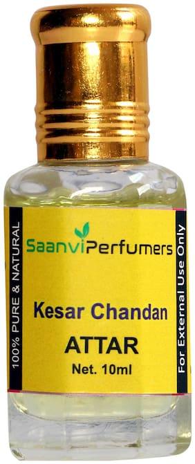 Saanvi Perfumers Kesar Chandan Attar-10ml
