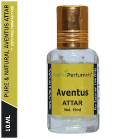 Saanvi Perfumers Aventus Attar For Men and Women Modern Attar Itra Scent Natural Fragrance Oil Perfume Oil 0% Alcohol With Modern Fragrance 10ml (Pack Of 1)