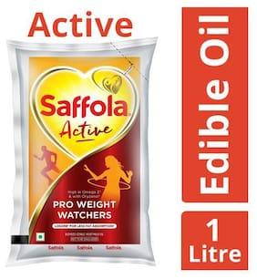Saffola Active Edible Oil 1 Ltr