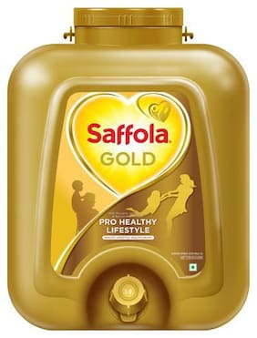 Saffola Gold Edible Oil 15 L