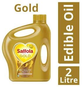 Saffola Gold Edible Oil 2 L