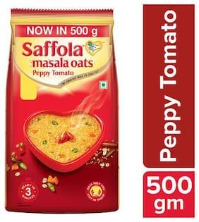 Saffola Masala Oats - Peppy Tomato 500 gm