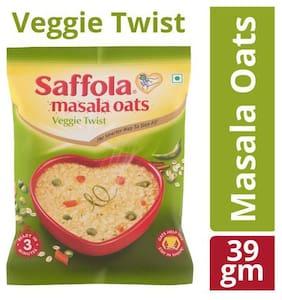 Saffola Masala Oats Veggie Twist 39 g