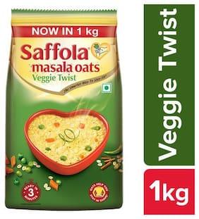 Saffola Masala Oats - Veggie Twist 1 kg