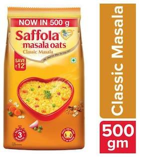 Saffola Masala Oats - Classic Masala 500 gm