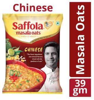 Saffola Masala Oats Chinese 39 g