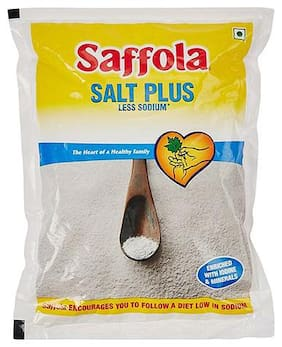 Saffola Salt Less Sodium 1 kg