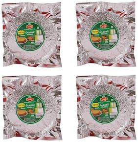 Sambha Roasted Crunchy Methi Khakhra(Pack of 4) 200 g Each)