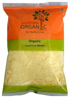 Sampurn Organic Organic - Besan/Gram Flour 500 g